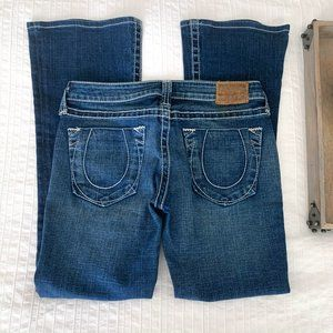 True Religion BOBBY HERITAGE BIG T Jeans 30